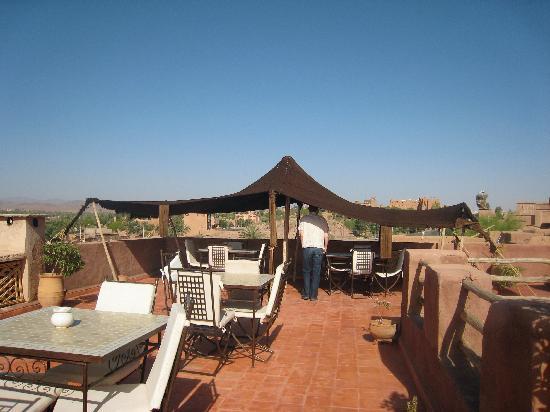Dar Kamar: Roof