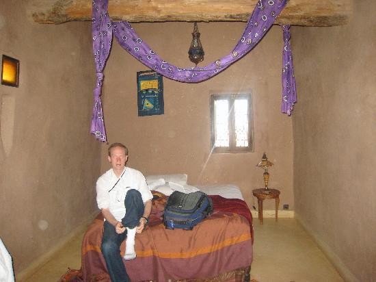 Dar Kamar: Our room