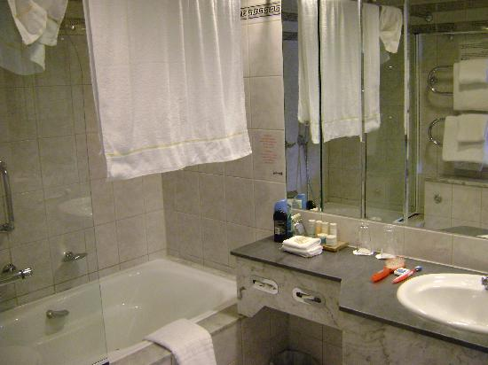 Radisson Blu Plaza Hotel, Oslo: Bathroom