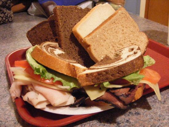 Newmanstown, PA: Awsone Sandwich