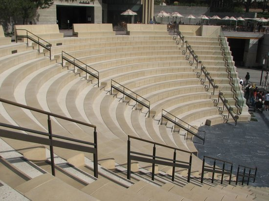Malibu, CA: outdoor theater