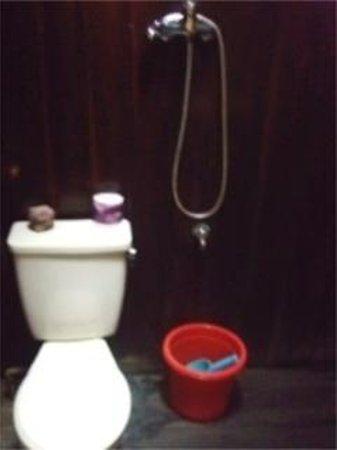 Pangkalan Bun, Indonesia: Salle de bain