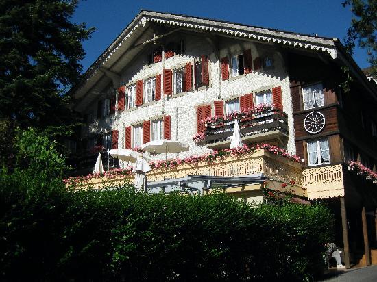 Hotel-Restaurant Alpenblick: Hotel Alpenblick