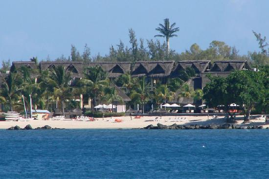 Sands Suites Resort & Spa: The Sands from across the bay