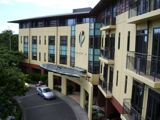 Photo of Domain Lodge Auckland