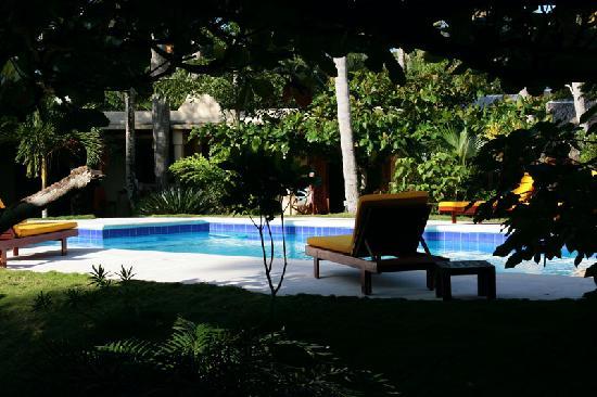 Villas EVA LUNA : vue de la terrasse