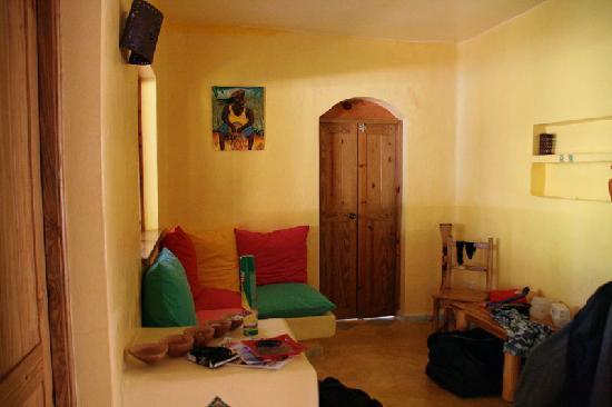 Villas EVA LUNA : salon
