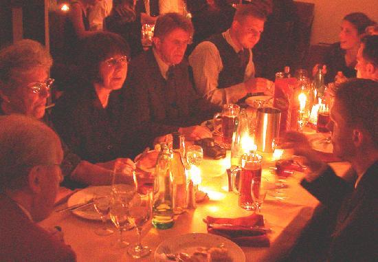 Restaurante Porto: Feiern im Porto