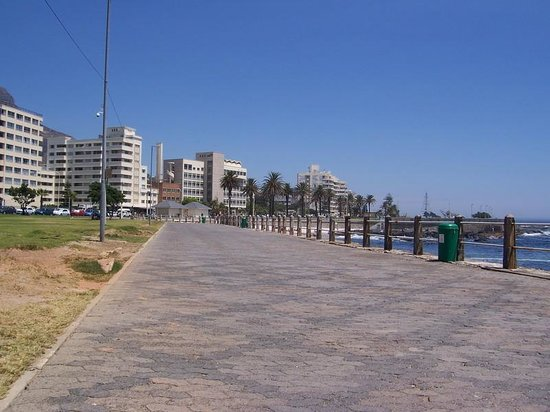Ciudad del Cabo Central, Sudáfrica: Sea Point Promenade