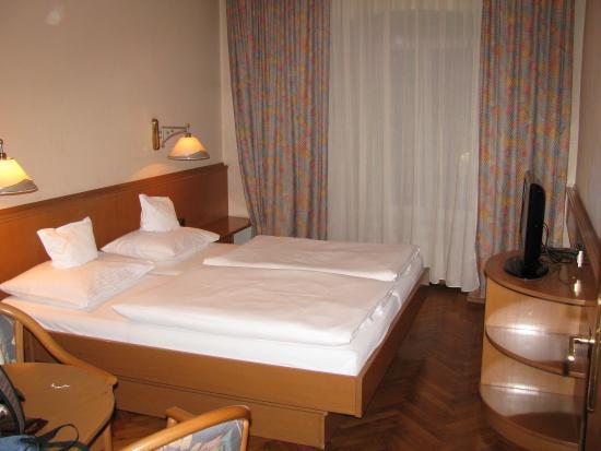 Hotel Goldenes Lamm: la nostra camera