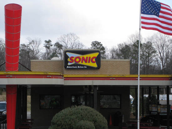 Sonic Drive In Williamsburg 721 East Rochambeau Dr