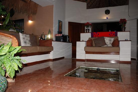 Casa Valentina: patio