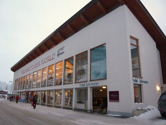 هوتل لومان شامل جميع الخدمات: Hotel Lohmann frontage