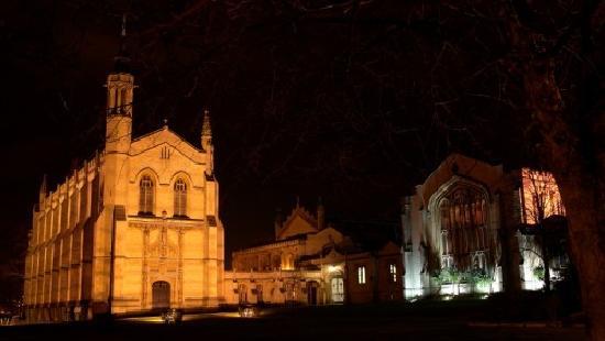 The Abbey: Cheltenham College Chapel