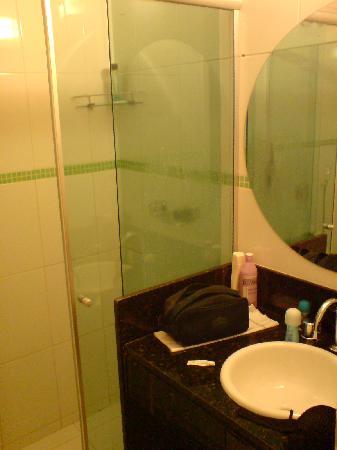 Argentina Hotel : salle de bain