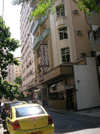 Argentina Hotel: façade
