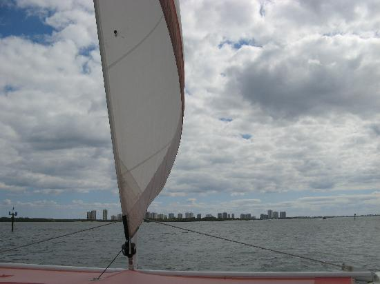Catamaran Mariah of Palm Beach: Enjoy sailing