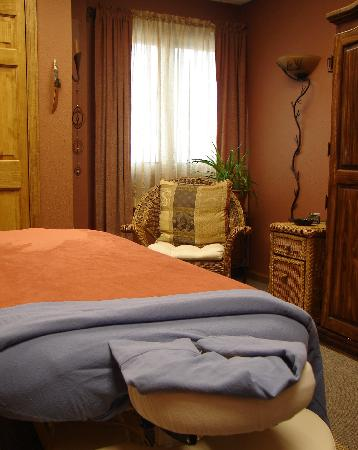 Affinity Massage and Wellness Center: Affinity Treatment Room