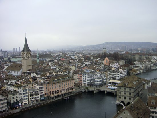 Zürich, Sveits: view