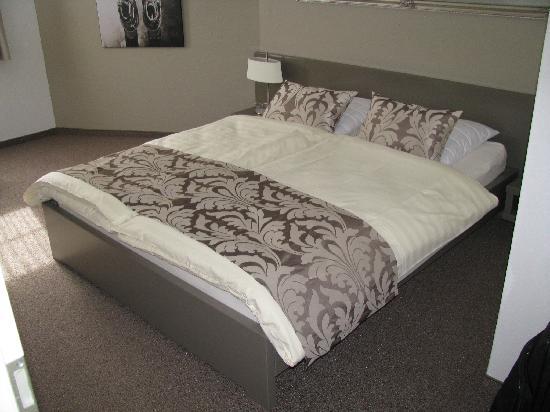 Hotel Allegra: Schlafzimmer