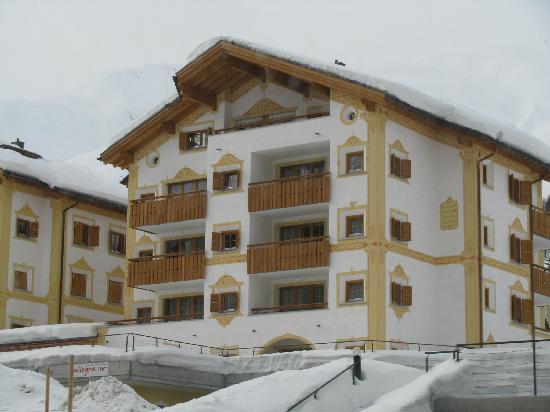 Hotel Allegra: Aussenansicht