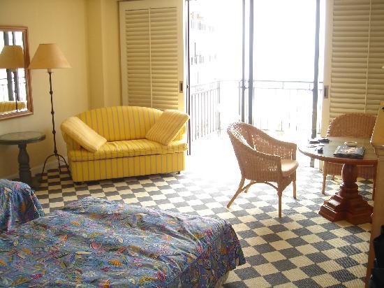 Hotel Nikko Alivila Yomitan Resort Okinawa : 部屋