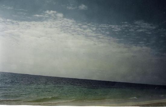 Club Paraiso Maya: Playa