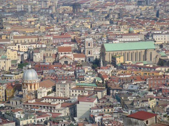 Napoli, Italien: Naples City