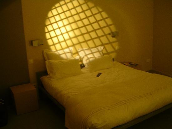 Hotel Via Mokis : chambre