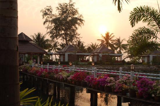 Klong Prao Resort Koh Chang : Des extérieurs soignés