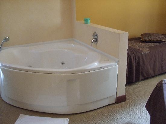 Hotel Europa - Riviera : vasca idromassaggio