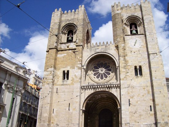 Lisbon, Portugal: Churches/Cathedrals