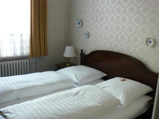 Hotel Stephan: Bed