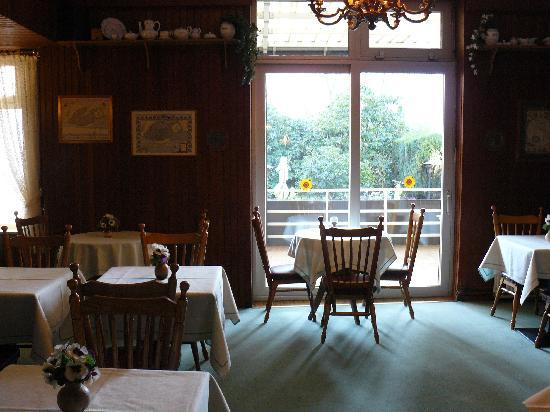 Hotel Stephan: Breakfast place