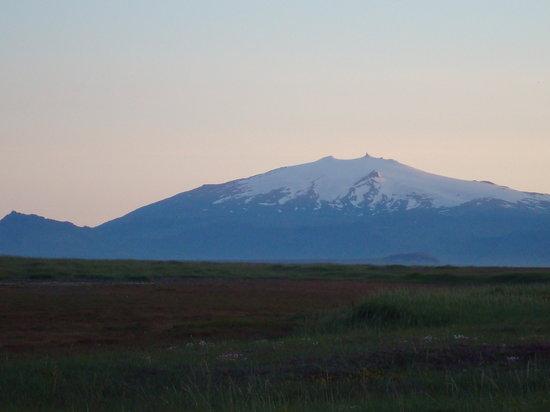 Snaefellsjökull National Park & Glacier