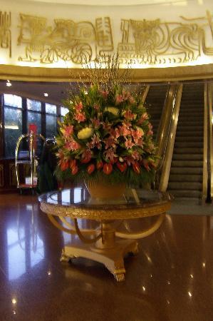 Beijing International Hotel: Lobby