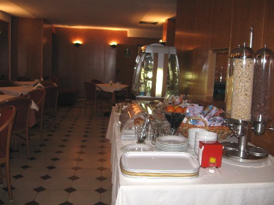 Principe Hotel: desayuno