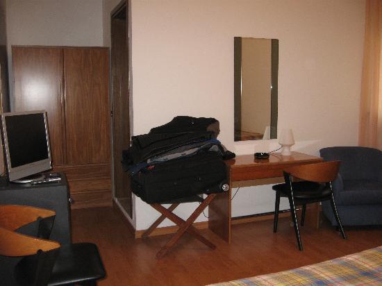 Principe Hotel: habitación triple