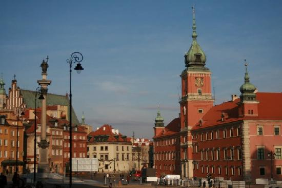 Hotel Bristol, a Luxury Collection Hotel, Warsaw: Old Town - 5min walk from the hotel