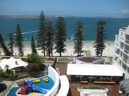 Novotel Sydney Brighton Beach Hotel View