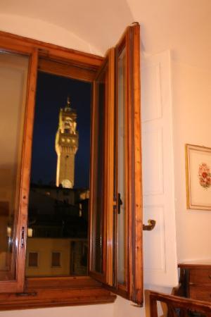 Relais Cavalcanti : Florence through the window