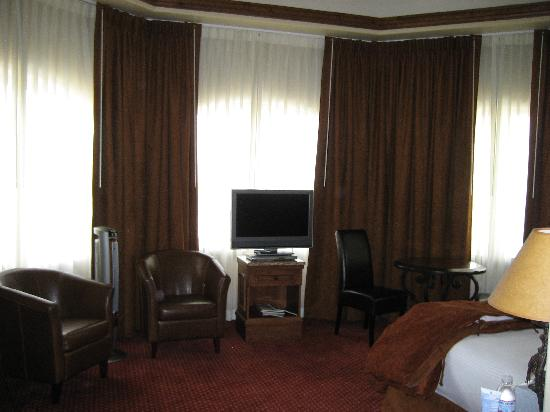 Tivoli Lodge: Room