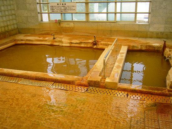 Tsuana Onsen:                                     the温泉
