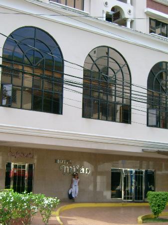 Hotel Milan: panoramica