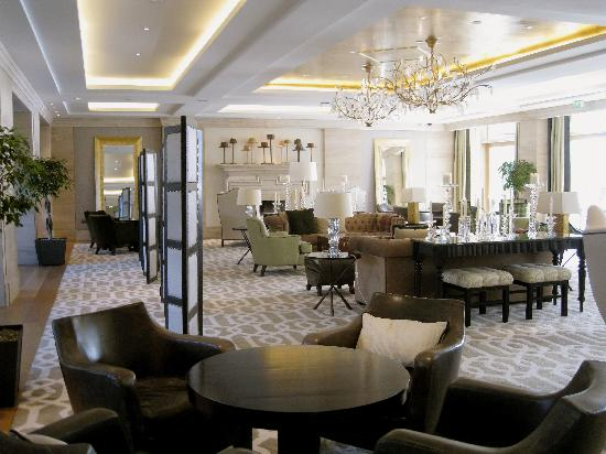 The Europe Hotel & Resort: Lounge