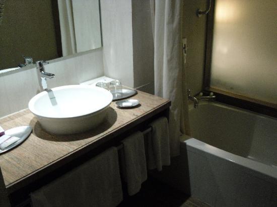 Royal Orchid Central Jaipur: Bathroom