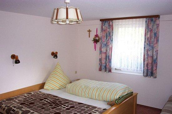 Pension Broghammer : Large roomy double room