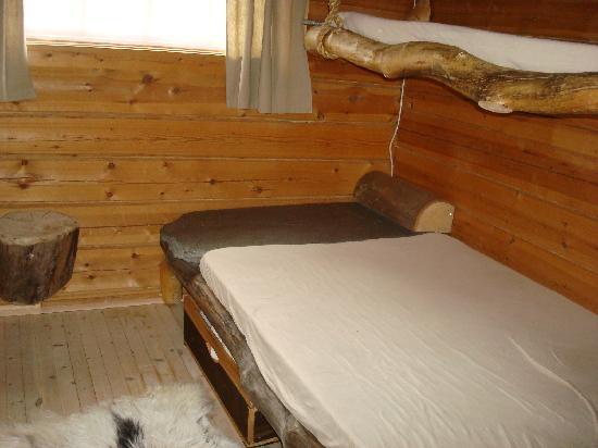 Engholm Husky Design Lodge Karasjok: Habitacion