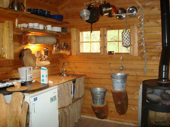 Karasjok, Norway: Cocina