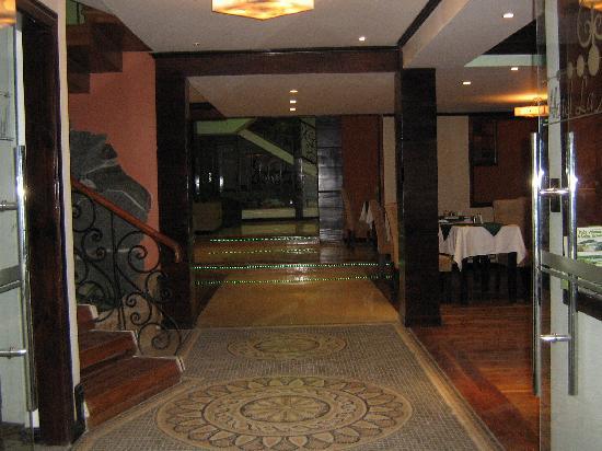 Hotel La Amistad: Entrance to Hotel